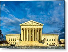 Equal Justice Under Law Acrylic Print