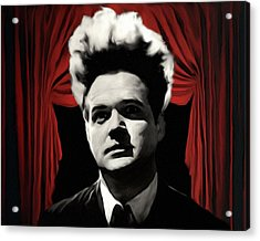 Eraserhead Acrylic Print by Jeff DOttavio