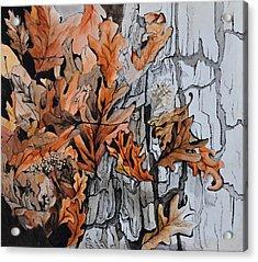 Eruption I Acrylic Print by Rachel Christine Nowicki