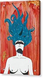Escape Acrylic Print by Jeremy Roark