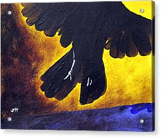 Escape To Your Dreams By Jaime Haney Acrylic Print