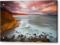Escaping Reality Acrylic Print by Darren  White