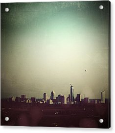 Escaping The City Acrylic Print
