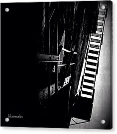 Escaping The Darkness Acrylic Print