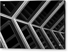 Escher Like Acrylic Print by Metro DC Photography