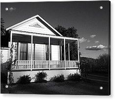 Escondido Farmhouse Acrylic Print