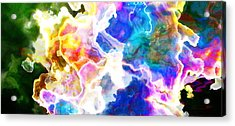 Essence - Abstract Art Acrylic Print