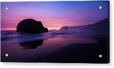 Essence Acrylic Print by Chad Dutson