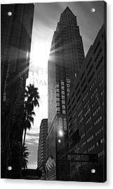 Essence Of The City Acrylic Print