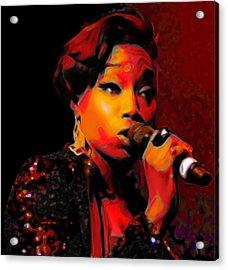 Estelle Acrylic Print