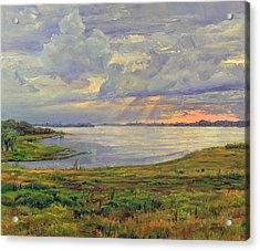 Estuary Polovinka Acrylic Print