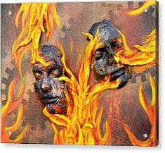Eternal Damnation Acrylic Print