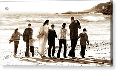Eternal Family Acrylic Print