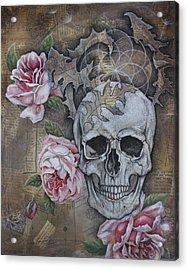 Eternal Acrylic Print by Sheri Howe