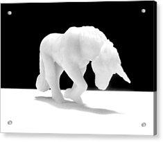 Eternelle Petite Licorne Acrylic Print
