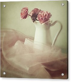Ethereal Acrylic Print by Amy Weiss