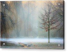 Ethereal Daybreak Acrylic Print