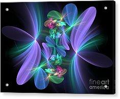 Ethereal Dreams Acrylic Print