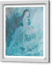 Ethereal Acrylic Print by Eve Riser Roberts