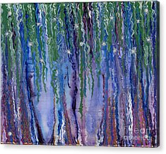 Etheric Forest Acrylic Print