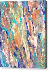 Eucalyptus Acrylic Print by Rosie Brown