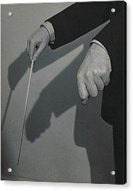 Eugene Ormandy's Hands Acrylic Print