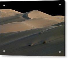 Eureka Dune Dreams Acrylic Print by Joe Schofield