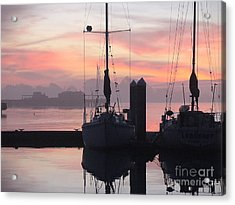 Acrylic Print featuring the photograph Eureka by Laura  Wong-Rose