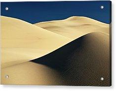Eureka Sand Dunes Acrylic Print