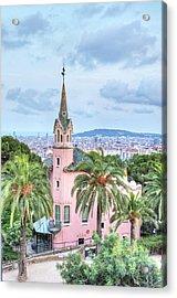 Europe, Spain, Catalonia, Barcelona Acrylic Print