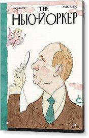 Eustace Vladimirovich Tilley Acrylic Print