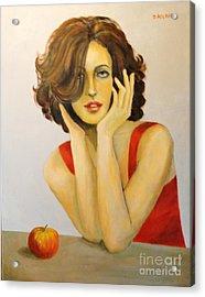 Eva Acrylic Print
