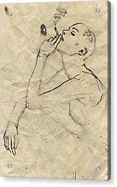 Eve Acrylic Print