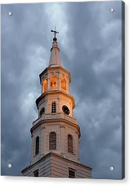 Even Within The Storm There Is Light Acrylic Print