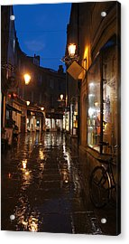 Evening After The Rain Acrylic Print