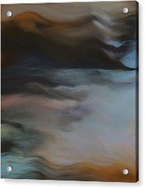 Impressionism #4 Acrylic Print by Viggo Mortensen