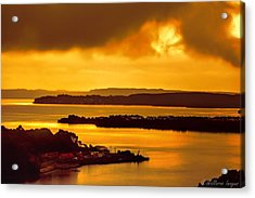 Evensong Acrylic Print by Wallaroo Images