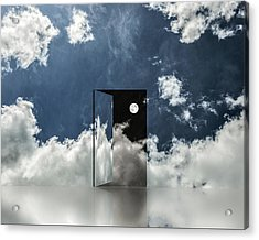 Event Horizon Acrylic Print