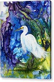 Everglades Fantasy Acrylic Print