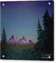 Evergreen Acrylic Print
