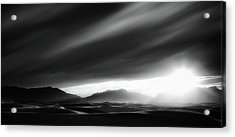 Every Sunrise Is A Gift Acrylic Print by Yvette Depaepe
