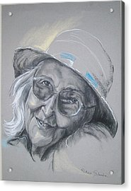 Everybodys Grandma Acrylic Print