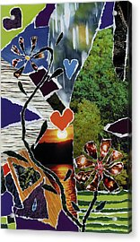 Everyone Love's Their Nature Acrylic Print by Kenneth James