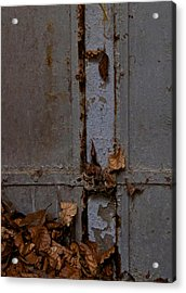 Everything Rests Eventually Acrylic Print by Odd Jeppesen