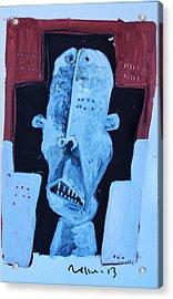 Exanimus No. 7  Acrylic Print by Mark M  Mellon