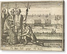 Excommunication Acrylic Print by British Library