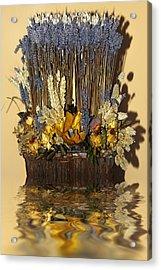 Exotic Bouquet Acrylic Print by Svetlana Sewell