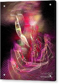 Expanding 2 Acrylic Print