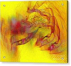 Expanding 9 Acrylic Print