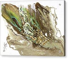 Explore Acrylic Print by Karina Llergo